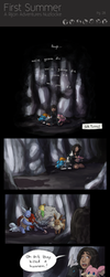 First Summer - A Rijon Adventures Nuzlocke [Pg.28] by Krisantyne