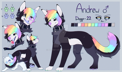 Andrew's ref by n00ney