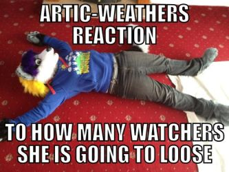 OH GOD NO by ARTic-Weather
