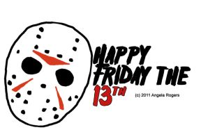 Happy Friday 13th by policegirl01