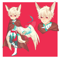 Adopt Auction: Sorcerer [CLOSED] by yhviia-adopts