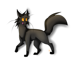 Graystripe by Nightfawn