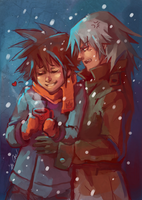KH: So cold, so hot by Anyarr