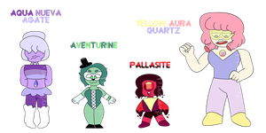 (OPEN) RRO gemsona adopts by netflixandsapphire