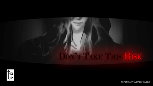 Don't Take This Risk [Voiced, Horror, dark GxB] by askDreamgazer