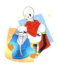 [Undertale] Greatest Bro Ever... by Spaced-Out-Xandy