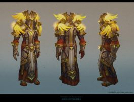 MoP Paladin armor by FirstKeeper