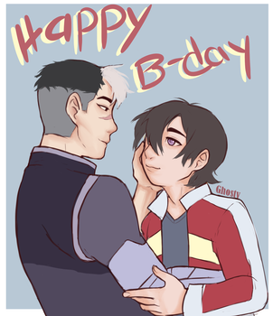 happy birthday keith!!! by ghosty-23