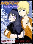 NaruHina: Maid-Sama Chapter 1 cover: The  New Job