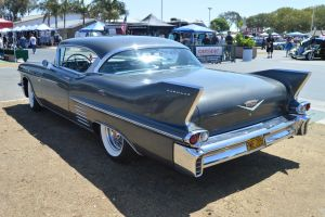 1958 Cadillac Coupe DeVille VI by Brooklyn47