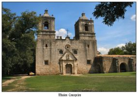 Mission Concepcion by shawn529