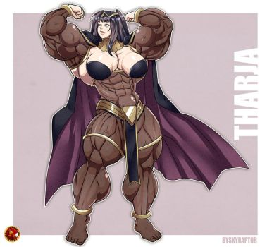 1 - Tharja Clothes by skyraptor