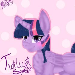 Twilight Sparkle by Lissany626