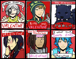 DRAMAtical Valentines by playerprophet