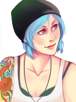 Chloe Price by missxdelaney