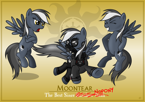 Moontear: The Best Since... by ChrisTheS