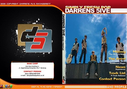 Daren's DVD Case by dradesigner