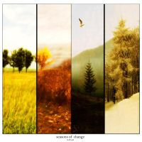 seasons of change by JenaDellaGrottaglia