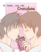 So sweet Just like...CHOCOLATE by Sirius-x-Remus