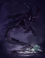 Neopets - Afraid by StacyLeFevre
