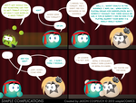 SC699 - Battle of the Bands 19 by simpleCOMICS