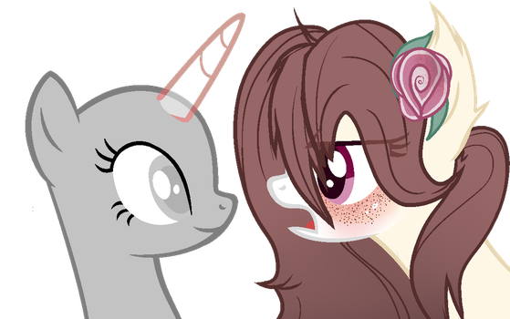[OPEN COLLAB] Dont Call Me Cute! by Cyqnus
