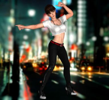 Leifang(Casual Mod) Dead or Alive 5 Last Round by xXKammyXx