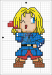 Cross Stitch  France by Todote