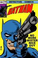 No More Mister Nice Guy by LarryKingUndead