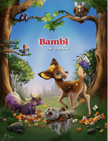 Bambi the Deerling