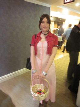 AOD '12 - Aerith by raydere