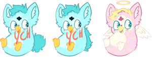 furby ych | unlimited slots by irlnya
