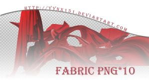 Fabric png pack #02 by yynx151