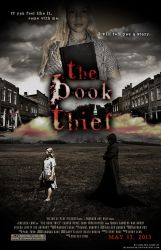 RASTER: The Book Thief by cmloweart