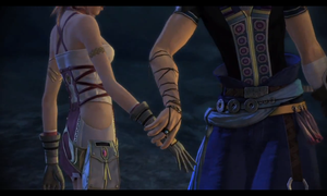 Serah and Noel Screenshot n. 24 by SerahsBowBlade