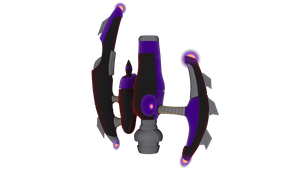 Virail Ship: Top View by Angrysmack