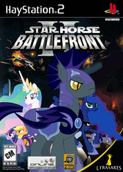Star Horse: Battlefront II by nickyv917