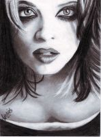 Shirley Manson - Garbage by fading-flower