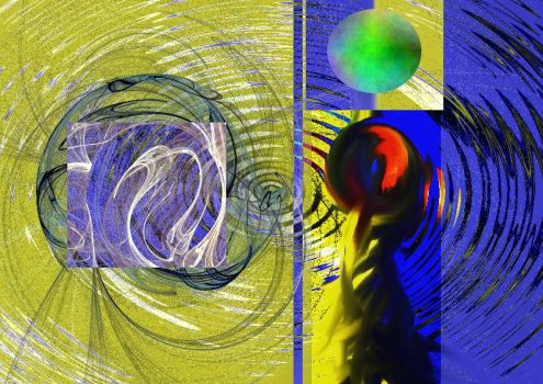 ABSTRACTION 45 by JFBAYLE