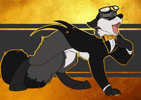 Gold Flat Example by Loopy44