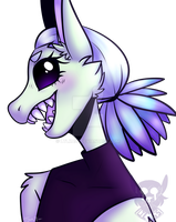 Toothy child by Ltlka55