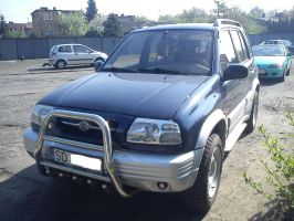 Suzuki Grand Vitara I by ValkirVR6
