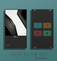 High In The Sky by vanessaem