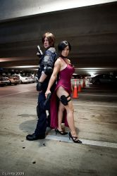 RE4 - Ready for action by yayacosplay