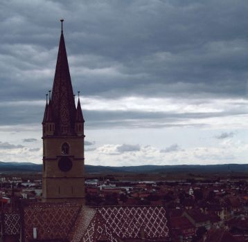 Sibiu III by evil-shoelace