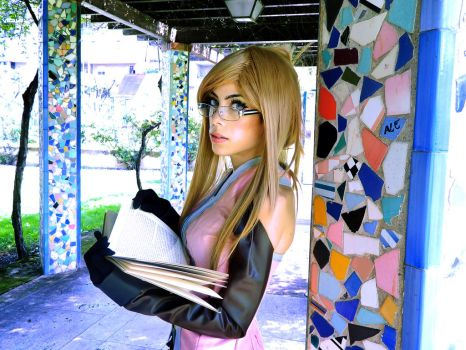 Quistis Trepe Final fantasy VIII by LilituhCosplay