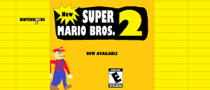 New Super Mario Bros 2 by Ghostbustersmaniac
