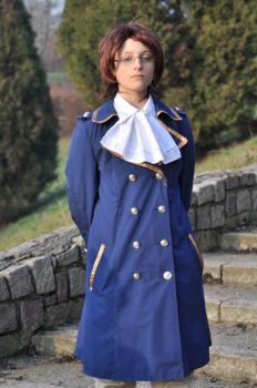 Austria cosplay Mackon 2009 by Ichirukiia