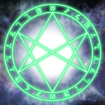 The Seal of Orichalcos (Artwork) by CLANNADAT