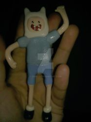 two finn made by me by Dorely